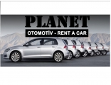Planet Otomotiv – ikinci el – filokiralama – RENT A CAR ( Genel Müd.)